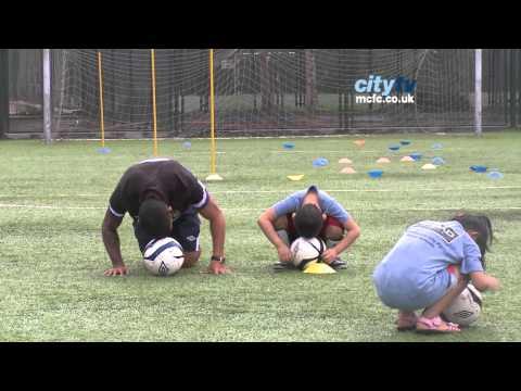 CITY IN CHINA 3: Beijing Soccer School