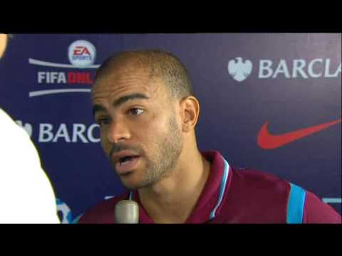 Kieron Dyer Talking About Sir Bobby Robson After ( Beijing v West Ham Game )