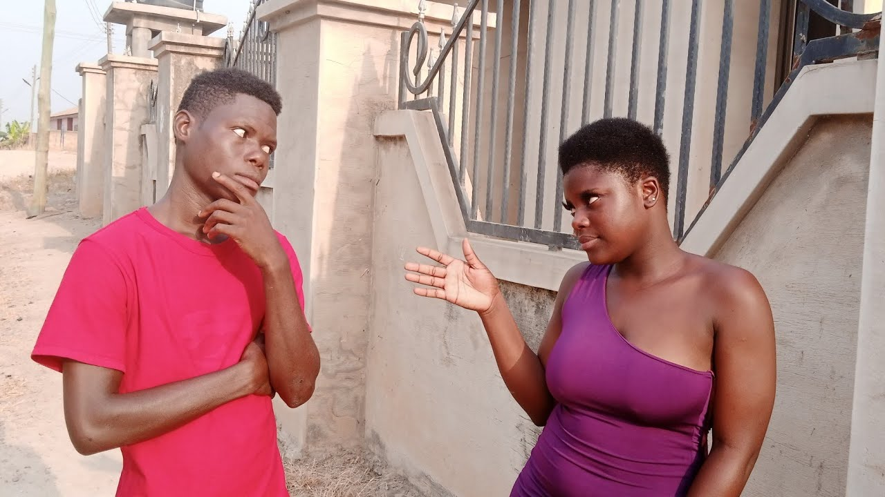 Download ATEMUDA LATEST COMEDY VIDEO 😂😂 SEE HOW HE PROPOSE TO ABENA BAD 🤪