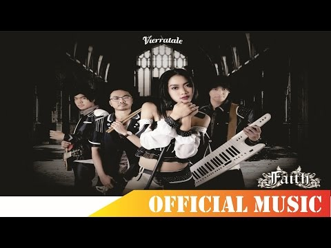 Vierratale - Faith ( Cinta Beda Agama) | Official Music Lyric HD