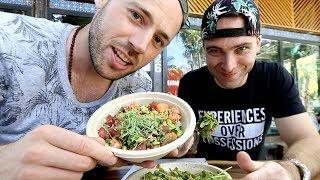 CRACKING GOOD Poke Bowls & Cones at KRAKEN LAB | Miami, Florida
