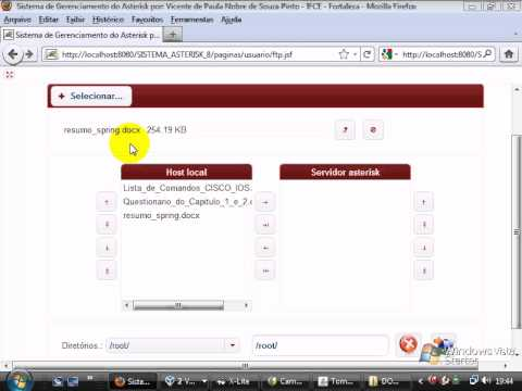 Asterisk   Java   FTP, upload e download de arquivos   parte 29