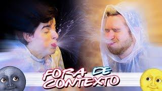 DESAFIO FORA DE CONTEXTO (ft. Jean Luca)   LubaTV
