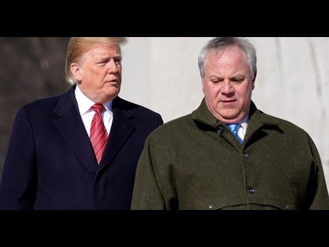 Trump taps David Bernhardt for Interior secretary post Mp3