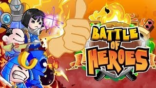 Free Game Tip - Battle of Heroes