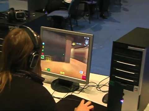ЧР-2006 по компьютерному спорту, открытие