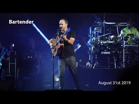 Bartender (HQ) | The Gorge | Dave Matthews Band | August 31st 2019 mp3