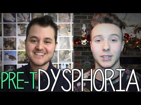 Pre-T Dysphoria ft. Chase Ross - FTM