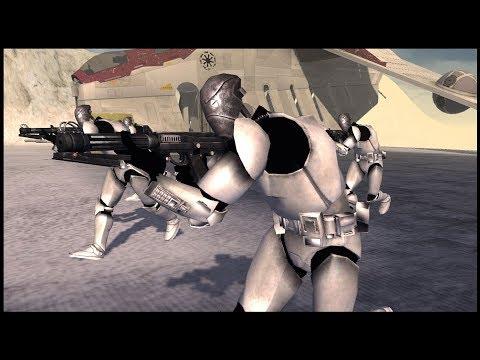 commando-droids-disguised-as-clones!---men-of-war:-star-wars-mod-battle-simulator