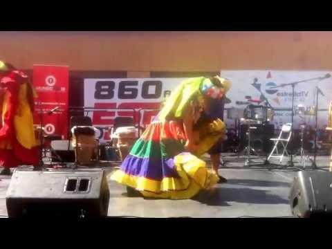 Colombia Soul- Adriana Sanchez - Festival Independencia de Colombia 2013