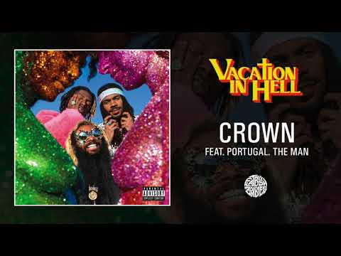 FLATBUSH ZOMBiES - 'CROWN FEAT. PORTUGAL. THE MAN'