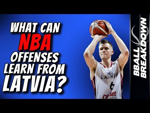 What NBA Offenses Can Learn From Latvia