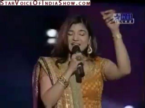 Ladka Bada Anjana Hai | Harshit Saxena | Alka Yagnik | Grand Finale | Voice Of India