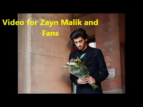 Video For Zayn Malik And Fans Of 1D: Amazing Evidence For Islam