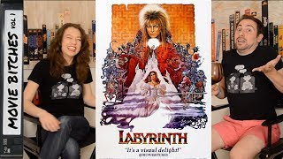 Labyrinth | Movie Review | MovieBitches Retro Review Ep 18