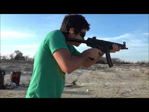 HK MP5-N - Full auto - All German (Ep4)