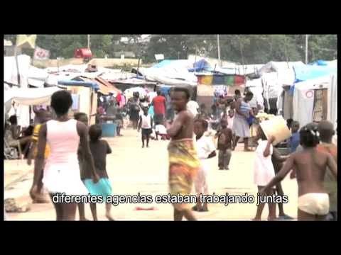 Aid to Haiti: Legal challenges - with Spanish subtitles