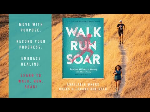 Walk Run Soar: A 52-week Running Devotional - book trailer
