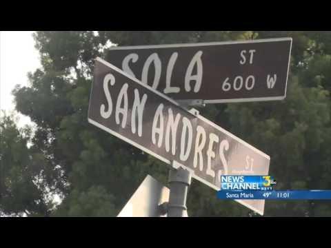 Utility Lines Down In Santa Barbara