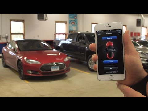 Tesla to Add Protections to Self-Parking Feature | Consumer Reports