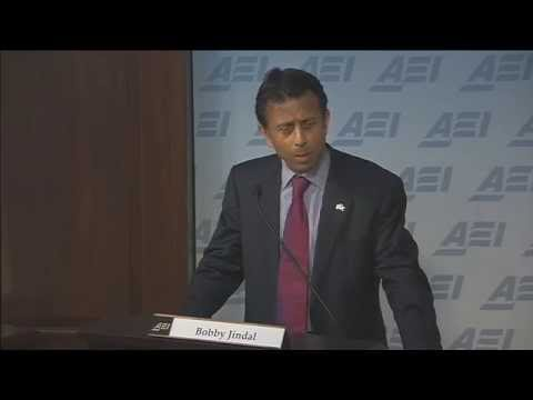 Rebuilding American defense: A speech by Governor Bobby Jindal