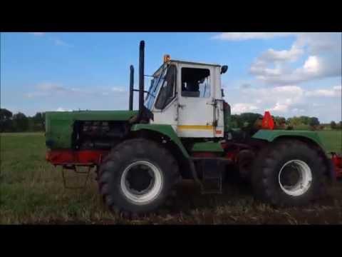Kirovets T-150k - Talerzowanie 2016