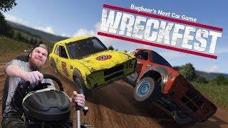 Лучше чем Flatout 2 - Next Car Game: Wreckfest