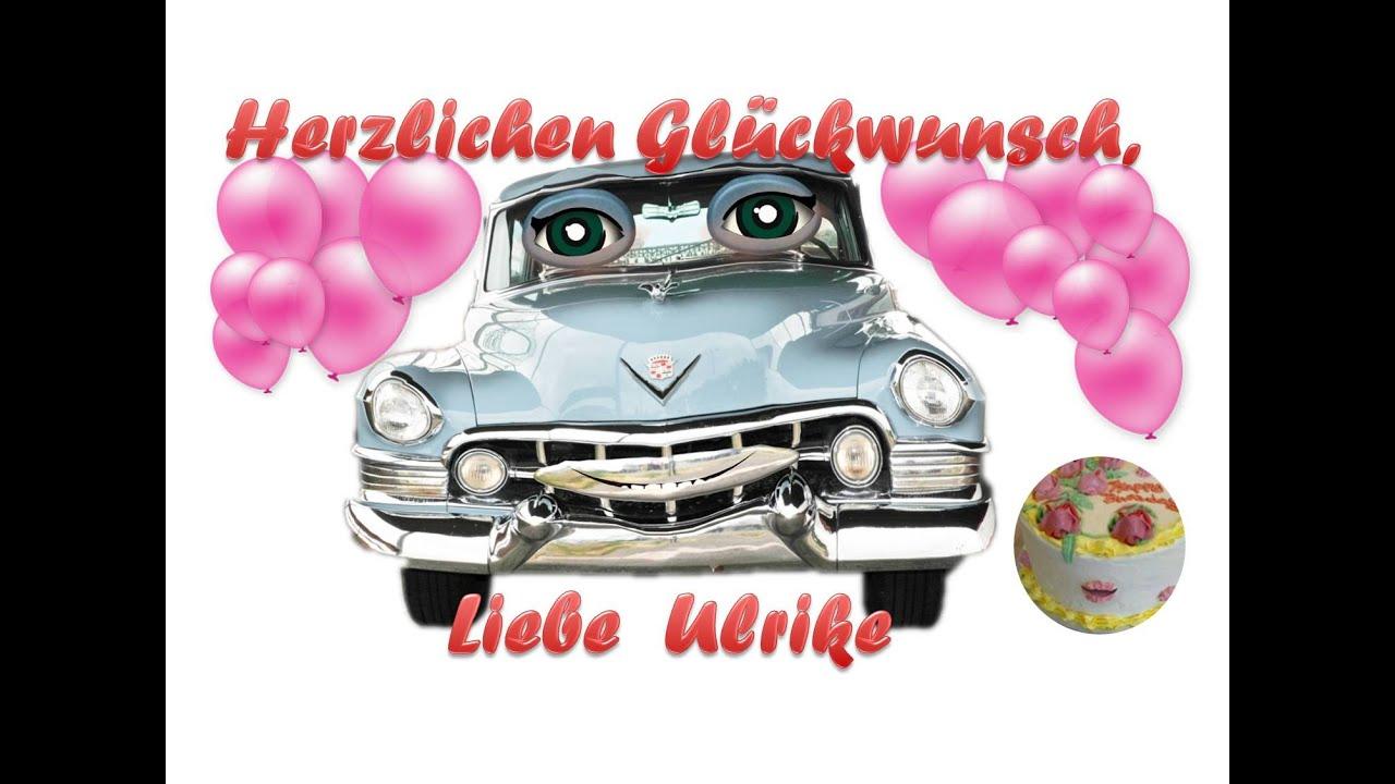 Herzlichen Gluckwunsch Zum Geburtstag Fur Ulrike