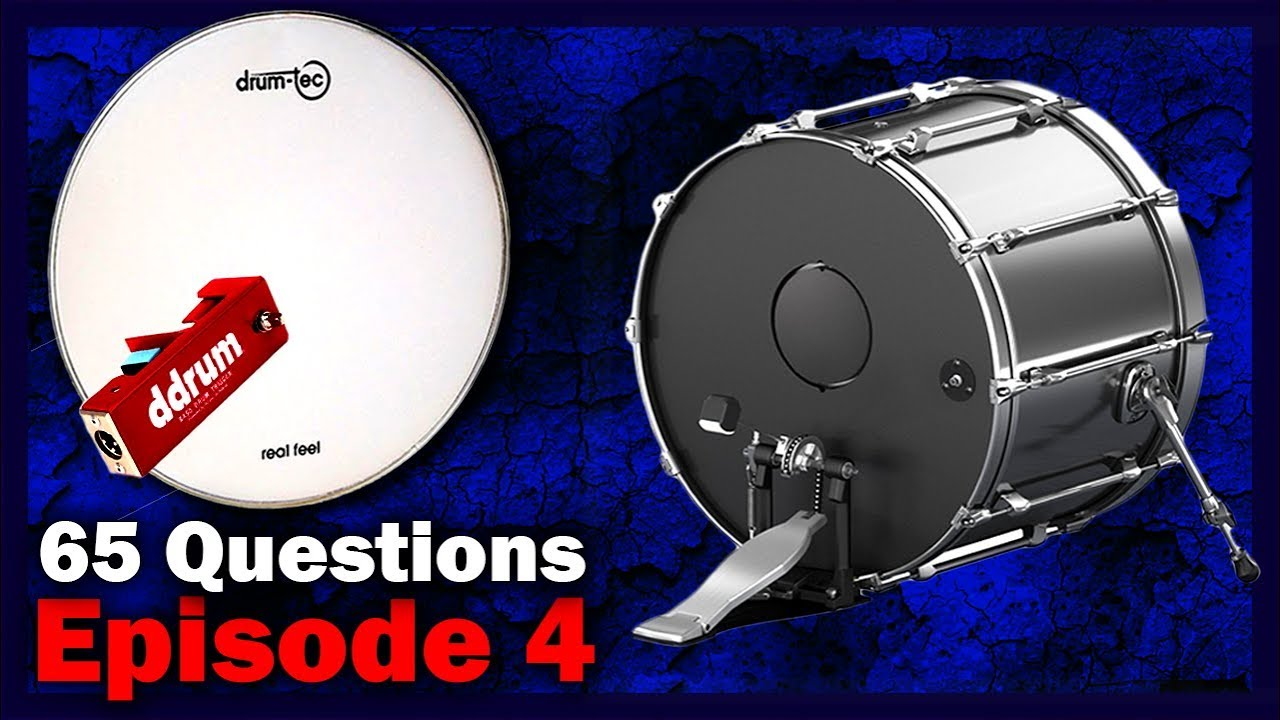 Roland KDA22 Or Drumtec Real Feel Mesh Head With A Trigger? (65 Questions  Ep  4)