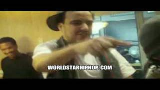 max b french montana clownin on juelz santana j r writer at what happened in london