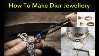   How To Make Dior Jewellery …