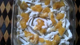 Pineapple souffle 2
