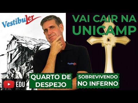Vai cair na Unicamp  - Quarto de despejo e Sobrevivendo no inferno