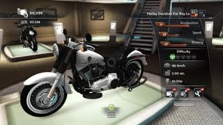 Test Drive Unlimited 2™ Motorcycle DLC2 review HD