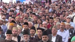 Majlis Ansarullah National Ijtema 2016 Day 3 Speech by Dr Chaudry Ijaz Ur Rehman