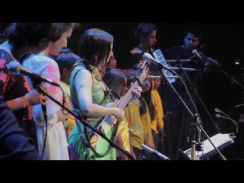 Marta Gómez - Para la guerra nada - Teatro Julio Mario Santo Domingo
