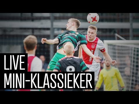 LIVE Ajax O19 - Feyenoord O19