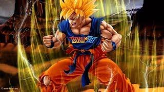 Браузерная игра Goku Go Gameplay