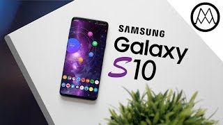 Galaxy S10 - 8 Exciting things!