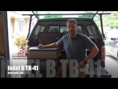 Indel B TB41 12V Truck Fridge: Affordable, Effective, and Surprisingly Practical