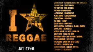 90's Old School Reggae Mix - Beres Hammond, Frankie Paul, Sizzla - I Love Reggae | Jet Star Music - Stafaband