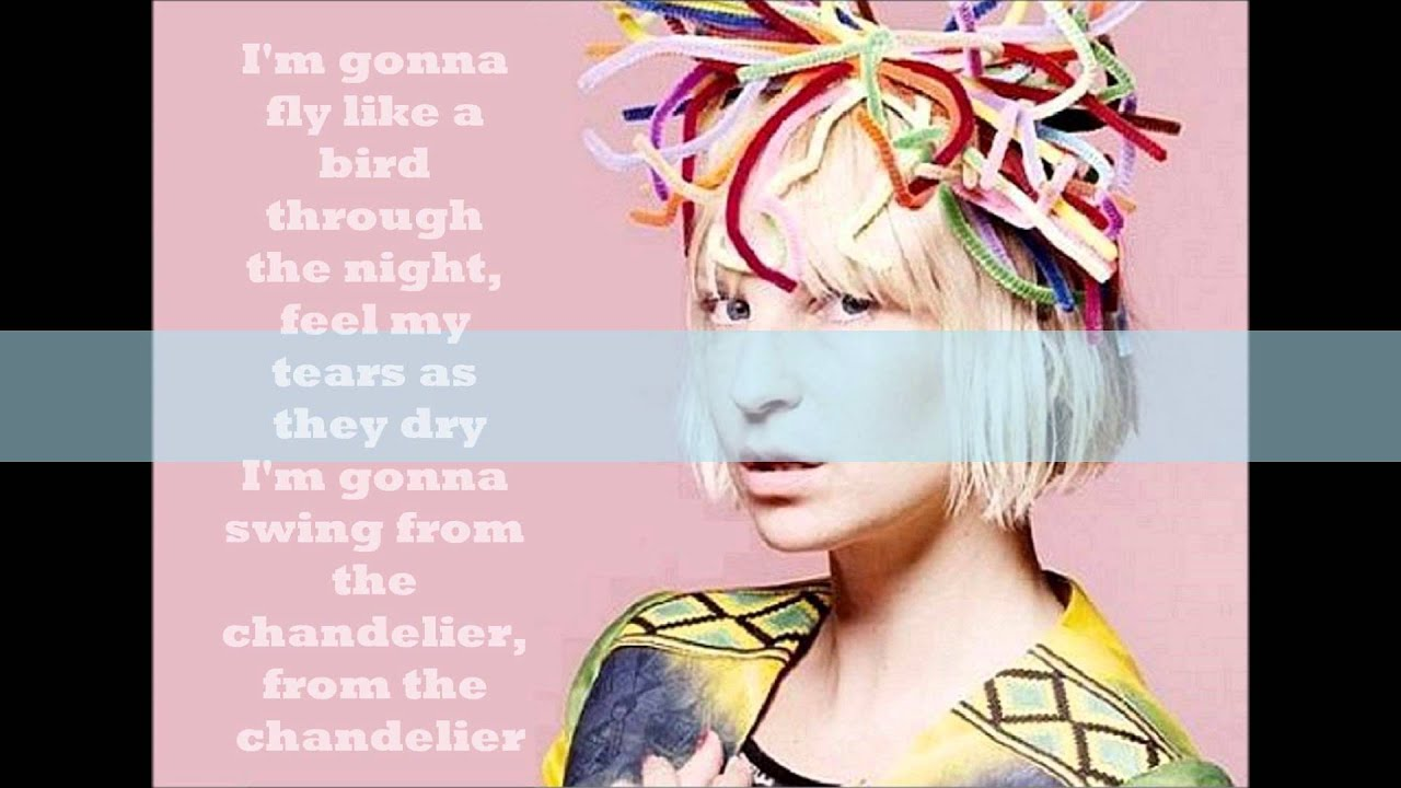 Interesting Pink Chandelier Lyrics Images - Chandelier Designs for ...