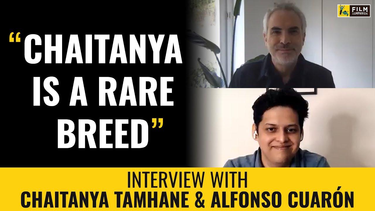 Alfonso Cuarón and Chaitanya Tamhane Interview with Anupama Chopra | The Disciple | Film Companion