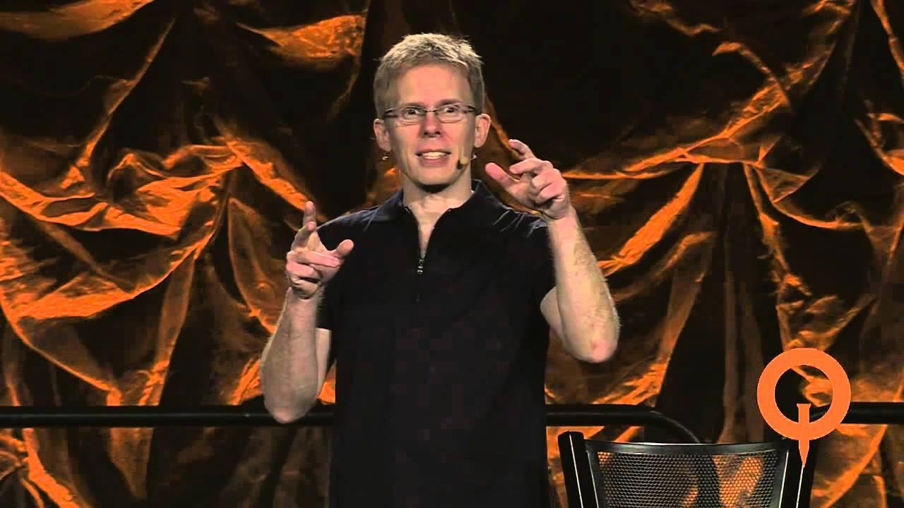 QuakeCon 2012 - John Carmack Keynote