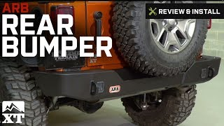 Shop ARB Rear Bumper: http://terrain.jp/2i5w6Zp Subscribe for New J...