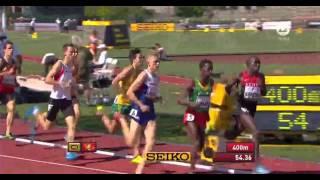 iaaf world junior championships 2014 men s 800 metres semi final heat 1