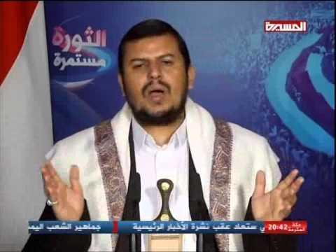 ابرز ماتناولة خطاب السيد عبدالملك بدرالدين في خطاب مهرجان انتصار ارادة الشعب7/2/2015