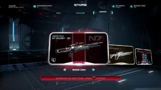 Mass effect Andromeda mp platinum gameplay