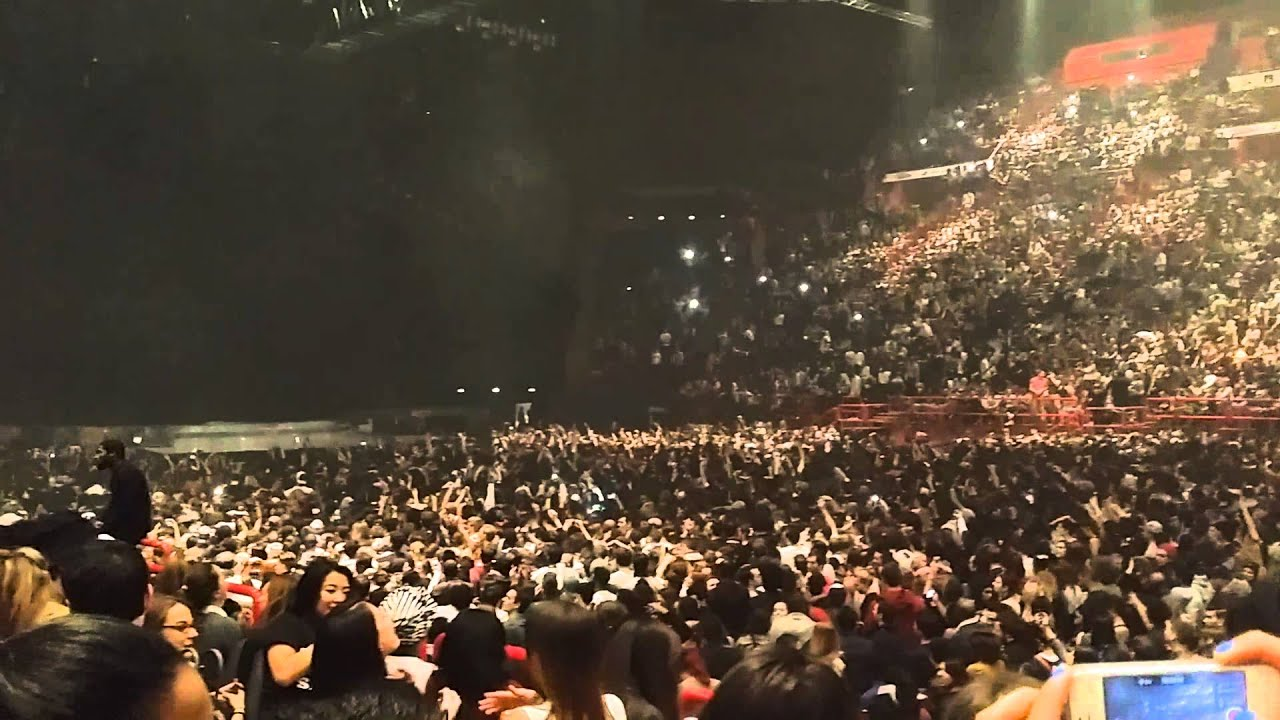 Bercy Concert Drake - Paris Bercy 24/02/14 Beyoncé Drunk In Love - Youtube