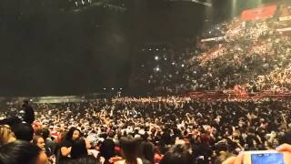 Drake - Paris Bercy 24/02/14 Beyoncé Drunk in love